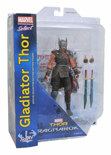 Marvel Select Thor Ragnarok Gladiator Thor Action Figure Diamond