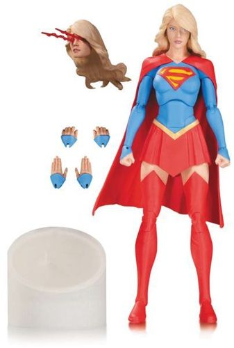 DC Icons Supergirl DC Collectibles Action Figure