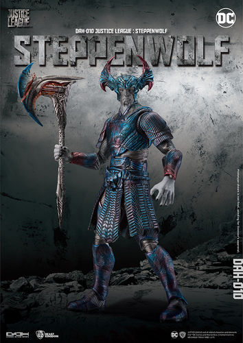 Dynamic Action Heroes DAH Justice League Steppenwolf Action Figure