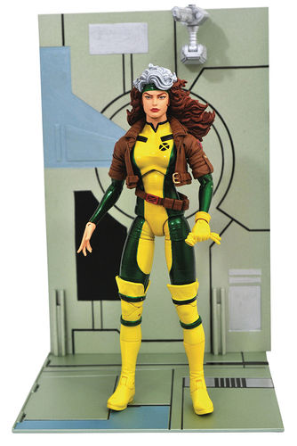 PREORDINE - Marvel Select X-Men Rogue Action Figure Diamond Select