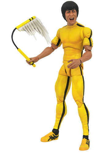 PREORDINE - Diamond Select Bruce Lee Yellow Jumpsuit Action Figure