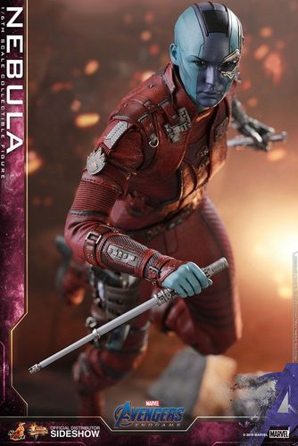 PREORDINE - Hot Toys Avengers Endgame Nebula Movie Masterpiece Action Figure