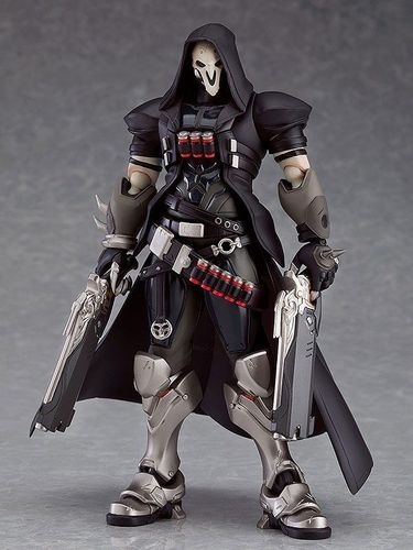 Figma Max Factory Reaper Overwatch Action Figure