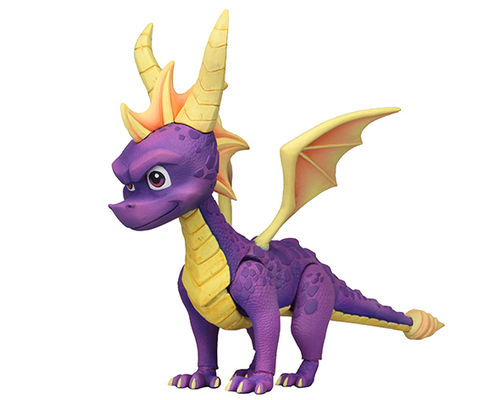 NECA Spyro The Dragon Videogame Playstation Action Figure