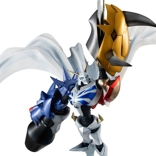 GEM Megahouse Digimon Adventure Omnimon Omegamon Statua