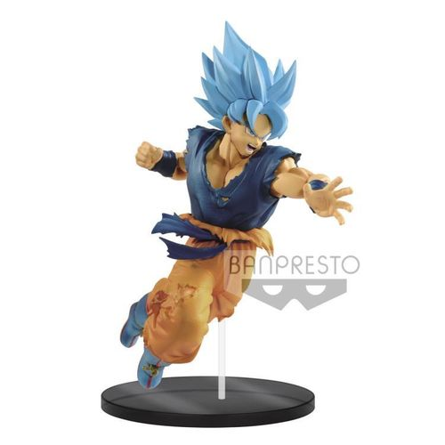 Dragon Ball Super Saiyan God Goku Broly Ultimate Soldiers Statua