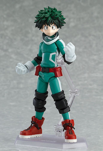 Figma Max Factory Midoriya My Hero Academia Action Figure