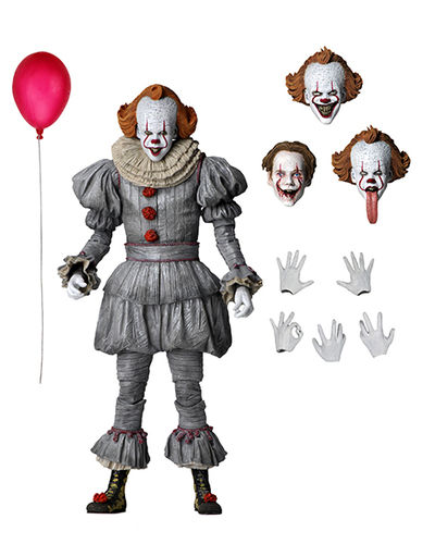 PREORDINE - NECA IT 2 Pennywise 2019 Movie Ultimate Action Figure