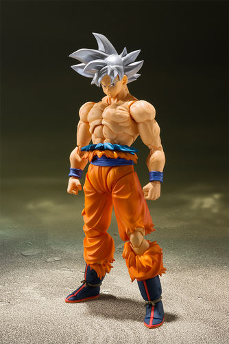 PREORDINE - S.H. Figuarts Dragon Ball Super Goku Ultra Instinct Action Figure Bandai