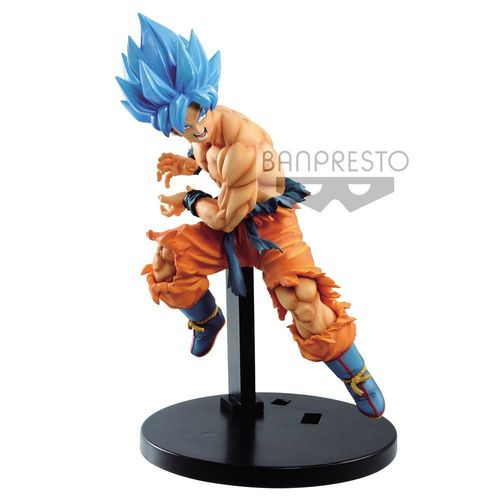 Banpresto Dragon Ball Tag Fighters Super Saiyan Blue Goku Figure