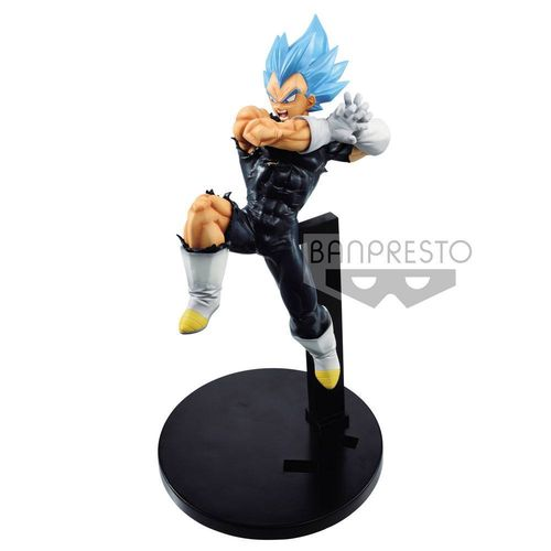 Banpresto Dragon Ball Tag Fighters Super Saiyan Blue Vegeta Figure