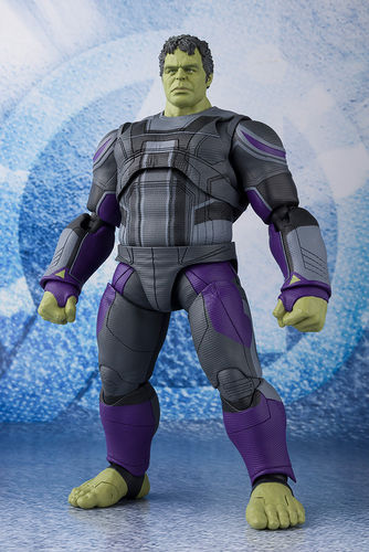SH S.H.Figuarts Avengers End Game Hulk Action Figure