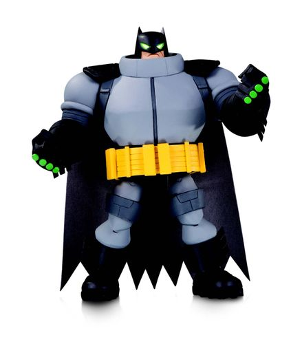 PREORDINE - Batman Animated Series Super Armored DC Collectibles Figure