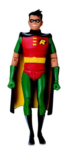 PREORDINE - Batman Animated Series Robin DC Collectibles Action Figure