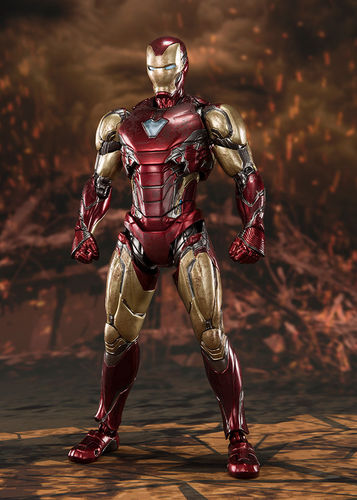PREORDINE - S.H. Figuarts Avengers Endgame Iron Man MK 85 Final Battle Figure