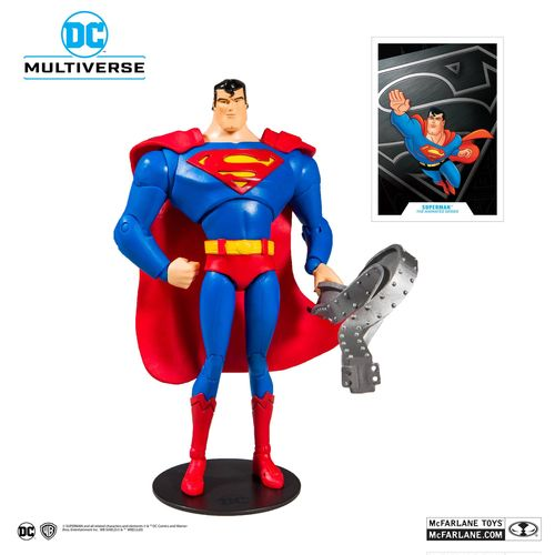 McFarlane Toys Superman The Animated Series Action Figure