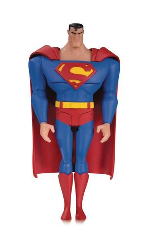 Justice League Animated Series Superman DC Collectibles Action Figure