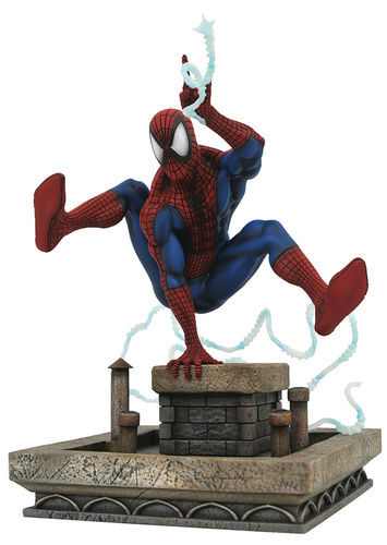 Marvel Gallery Spider-man 90s Comics Diamond Select Statue Statua Figure