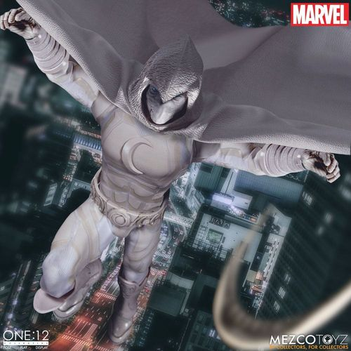 PREORDINE - Mezco One:12 Collective Moon Knight Action Figure