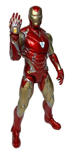 Marvel Select Avengers Endgame Iron Man Mark 85 Action Figure