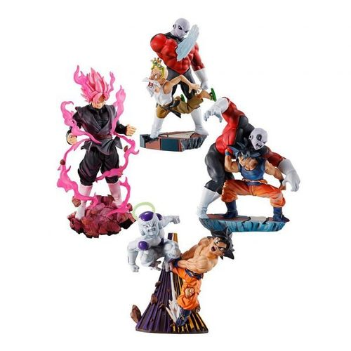 Megahouse Dragon Ball Super Re Vival Gashapon Mini Figure Statue