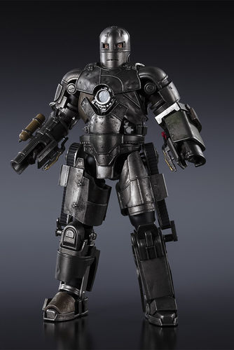 PREORDINE - S.H. Figuarts Birth Of Iron Man Mark 1 Edition Action Figure