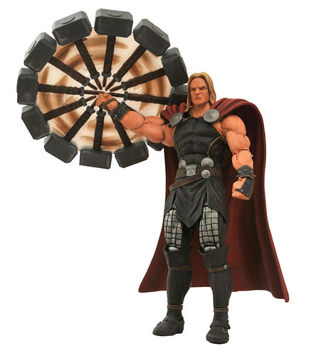 Marvel Select Mighty Thor Diamond Disney Store Action Figure