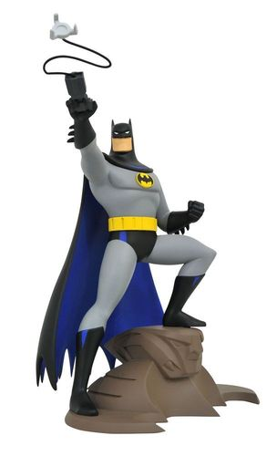 Diamond Select Dc Gallery Batman Animated Series Grapling Statua