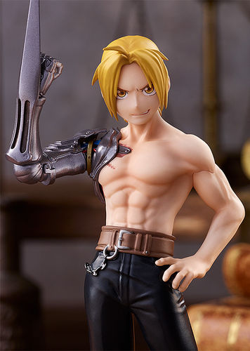 PREORDINE - Pop Up Parade Full Metal Alchemist Edward Elric Statua GoodSmile