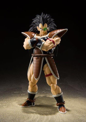 PREORDINE - S.H. Figuarts Dragon Ball Z Raditz Action Figure Bandai