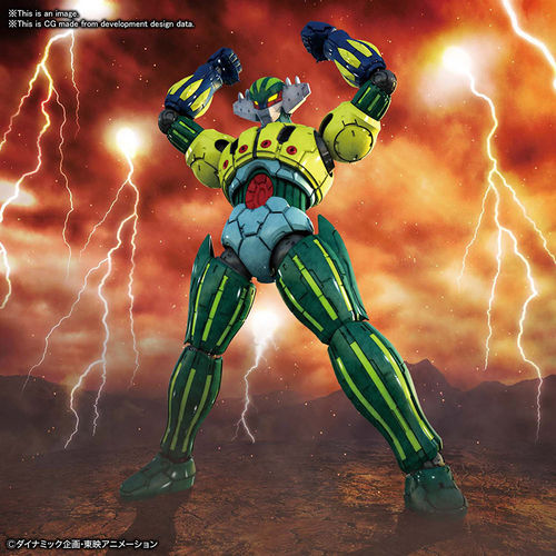 PREORDINE - Model Kit HG  Kotetsu Jeeg Infinitism Bandai Action Figure