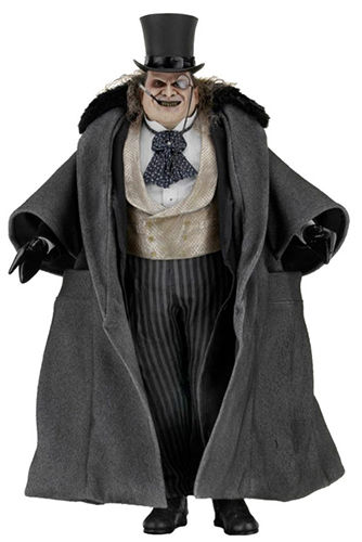 PREORDINE - NECA 1/4 Scale Penguin Batman 1989 Tim Burton 37cm Action Figure