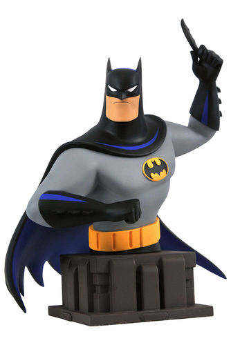 PREORDINE - Diamond Select Batman Animated Series Batarang Busto Figure