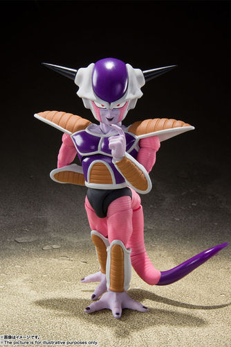 PREORDINE - S.H. Figuarts Dragon Ball Frieza Freezer Pod Action Figure Bandai