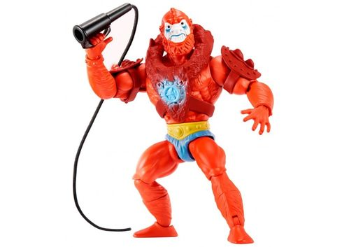 Masters Of The Universe Origins Beast Man Mattel Action Figure