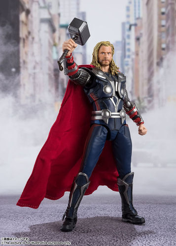 PREORDINE - S.H. Figuarts Avengers Assemle Thor Action Figure