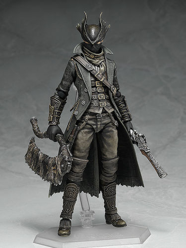 PREORDINE - Figma Max Factory Bloodborne Hunter Videogame Action Figure